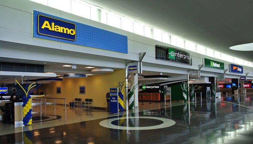 Empresas de aluguel de carro em El Calafate
