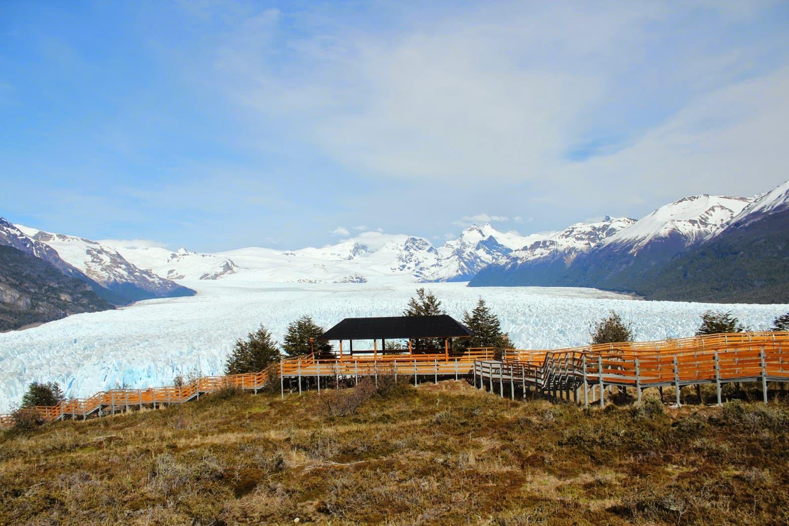 Remessas internacionais para a Argentina: Calafate