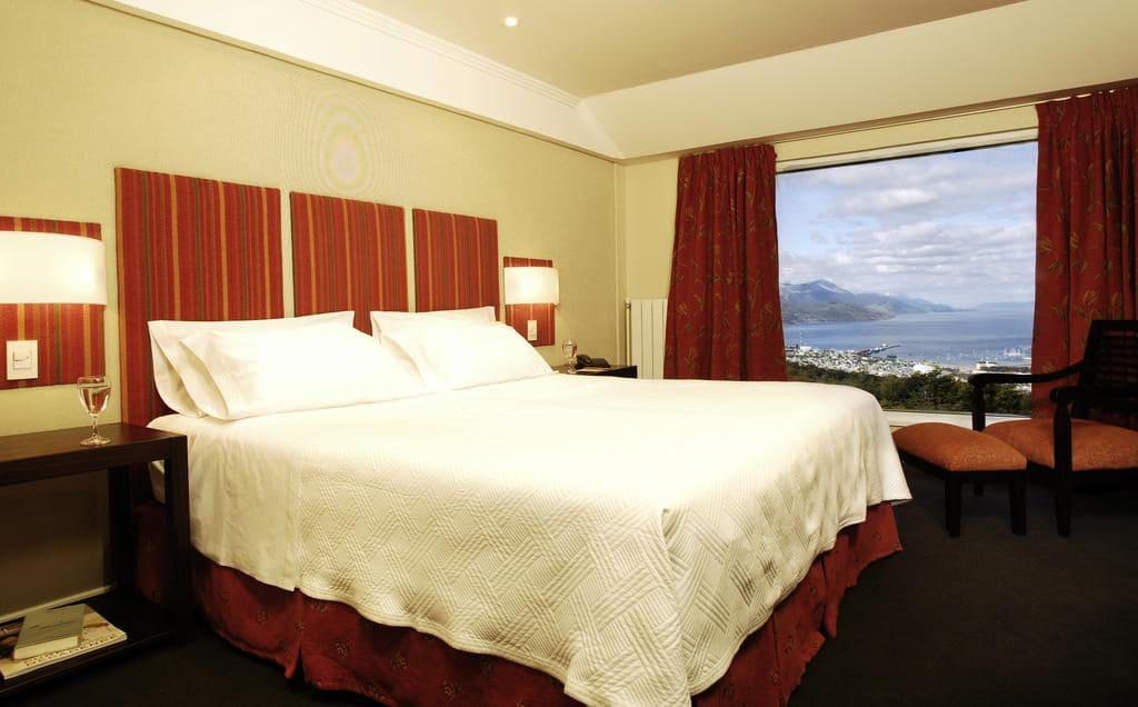 Quarto do Los Acebos Ushuaia Hotel