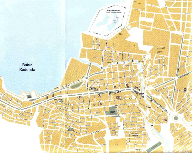 Onde ficar em El Calafate: mapa da cidade