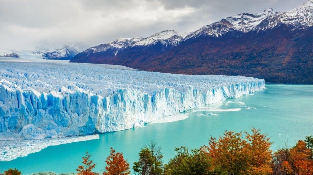 Glaciar Perito Moreno em El Calafate