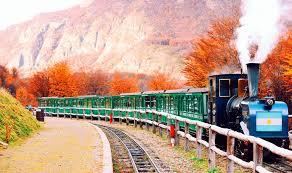 Trem do Fim do Mundo em Ushuaia