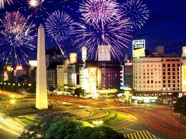 Ano Novo em Buenos Aires