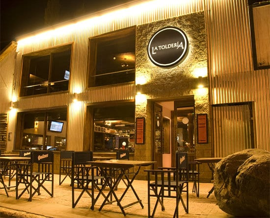 Pub La Tolderia em El Calafate