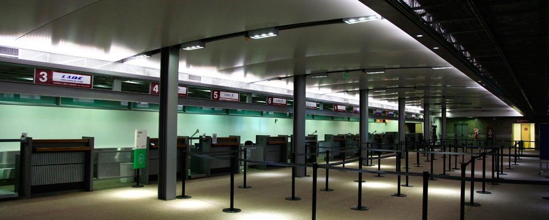 Como ir do aeroporto de El Calafate até o centro turístico