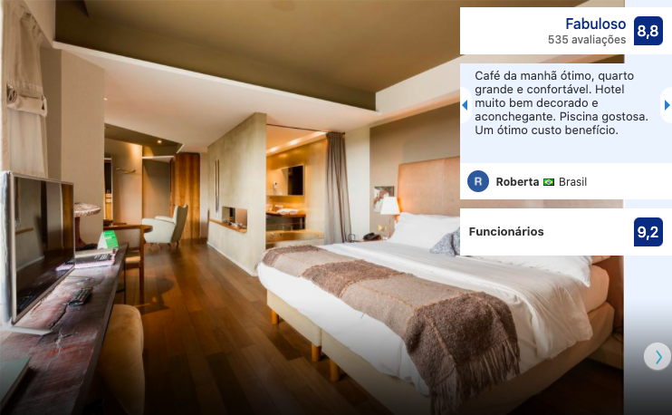 HotelEsplendor em El Calafate