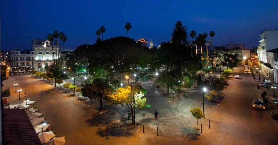 O que fazer à noite em Salta
