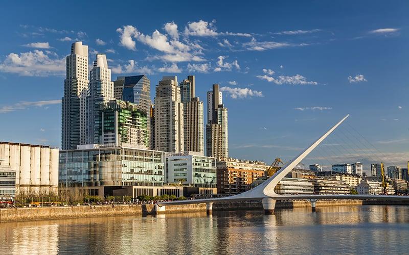 Como transferir dinheiro para Buenos Aires