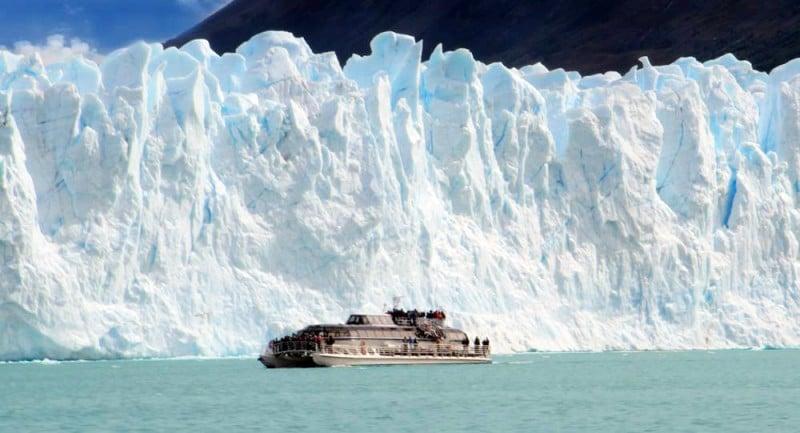 Safari Náutico no Parque Nacional Los Glaciares, em El Calafate