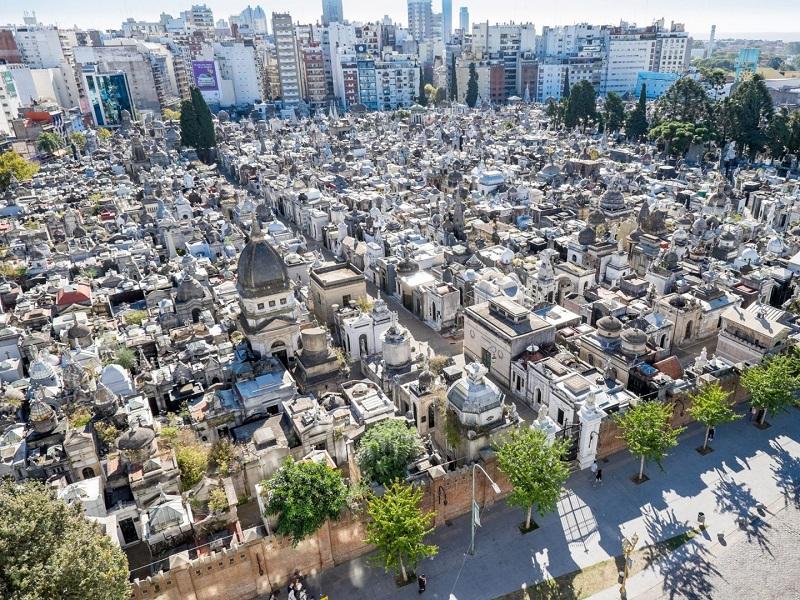 Panorâmica de Buenos Aires