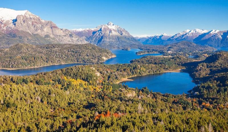 Parque Nacional Nahuel Huapi - Argentina