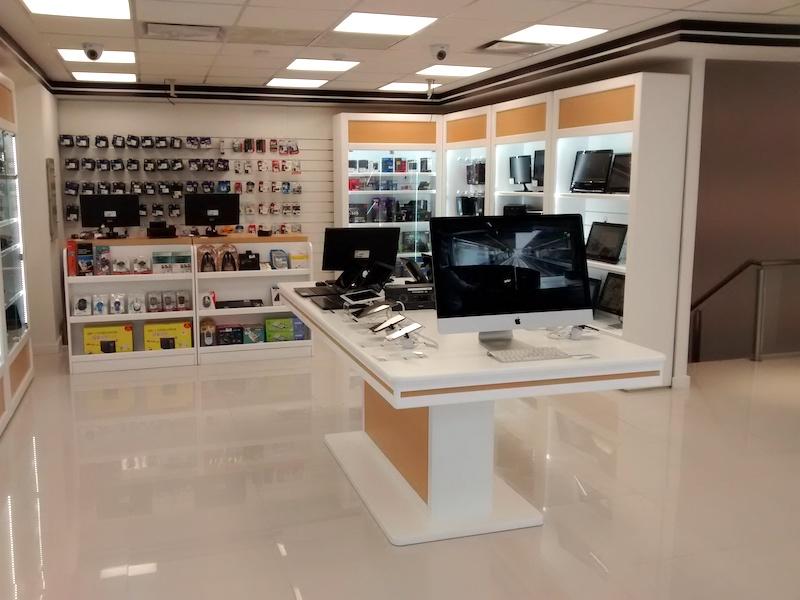 Onde comprar produtos da Apple em Mendoza: loja Compumundo