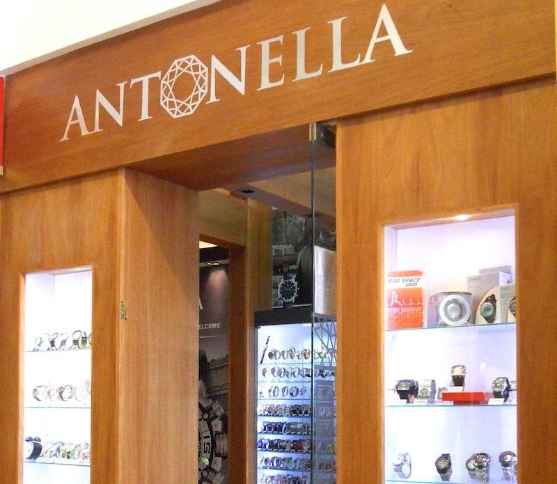 Onde comprar relógios em Bariloche: Joyería y Relojería Antonella