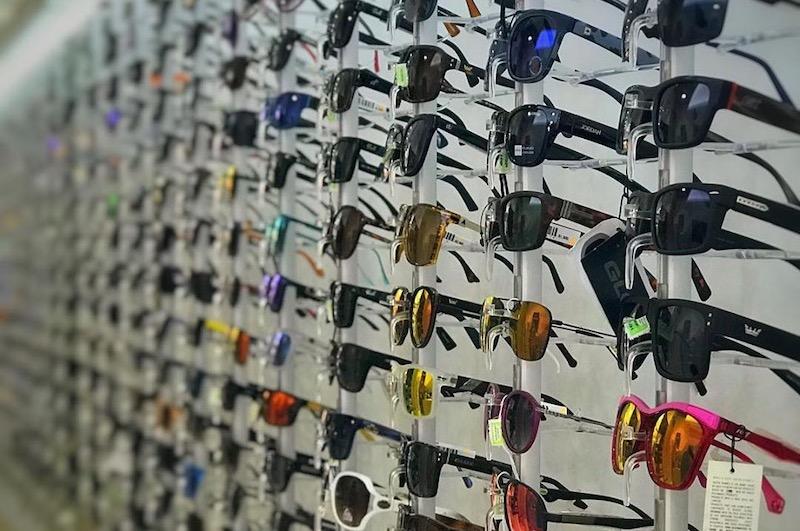 Onde comprar óculos escuros em Bariloche: óculos de sol