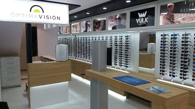 Onde comprar óculos escuros em Bariloche: Óptima Visión