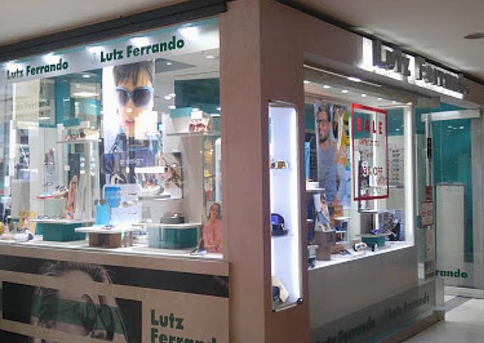 Onde comprar óculos escuros em Córdoba: Lutz Ferrando no Shopping Patio Olmos