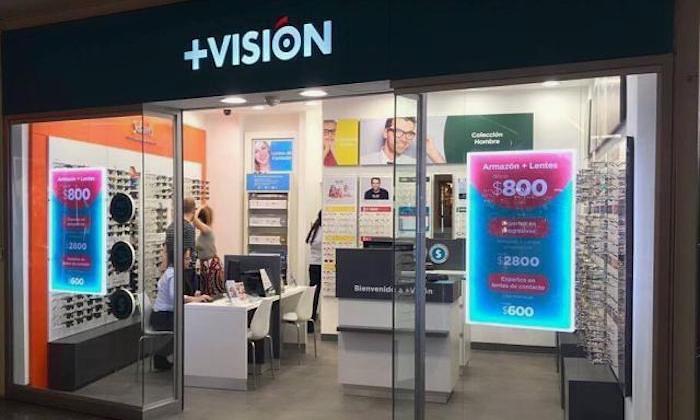 Onde comprar óculos escuros em Córdoba: ótica Más Visión