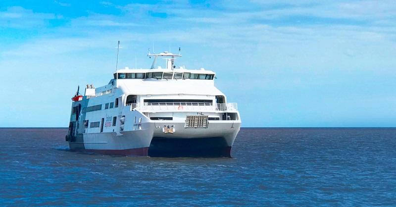 Viagens de ferries na Argentina
