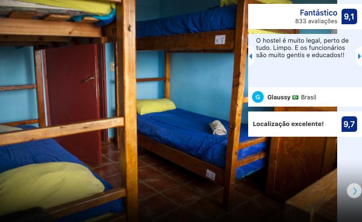 Hostel Patagonia Jazz em Bariloche