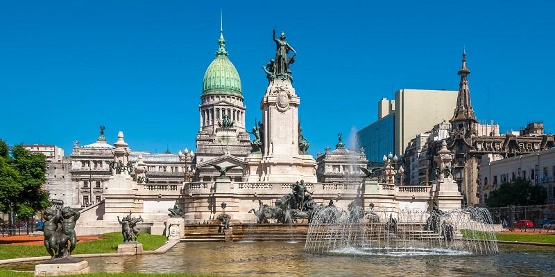 Cidade Buenos Aires na Argentina