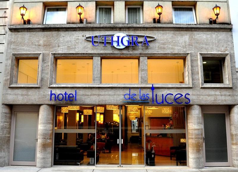 Hotel Uthgra de las Luces em Buenos Aires