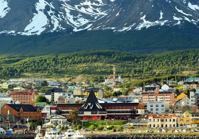 Meses de alta e baixa temporada em Ushuaia