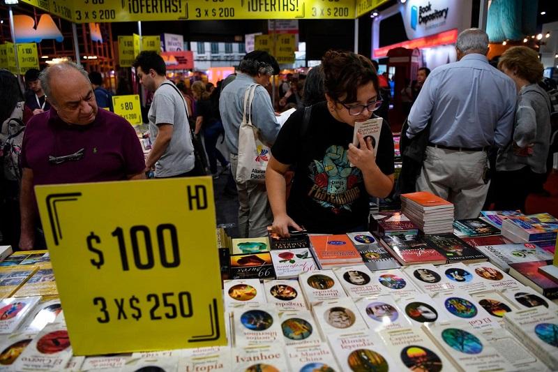 Festival Internacional do Livro em Buenos Aires