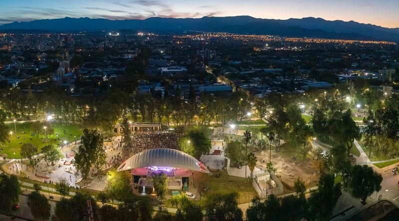 Mendorock em Mendoza