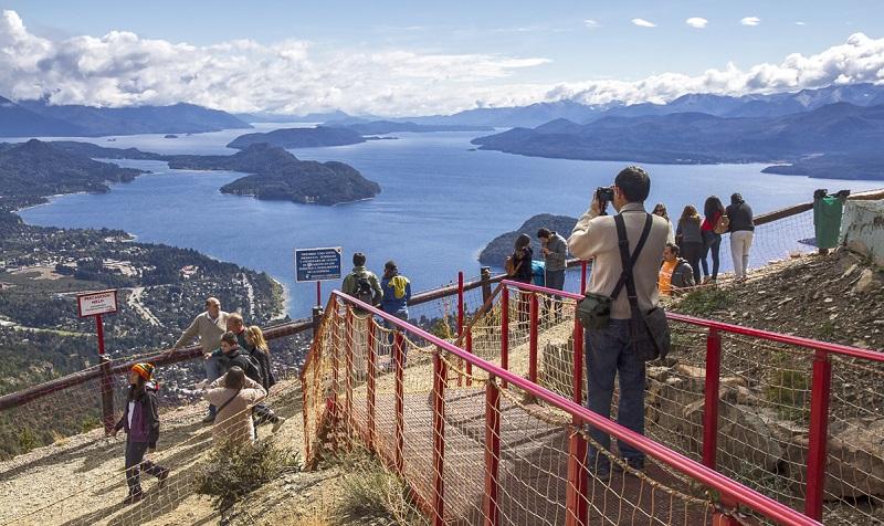Turismo em Bariloche na Argentina