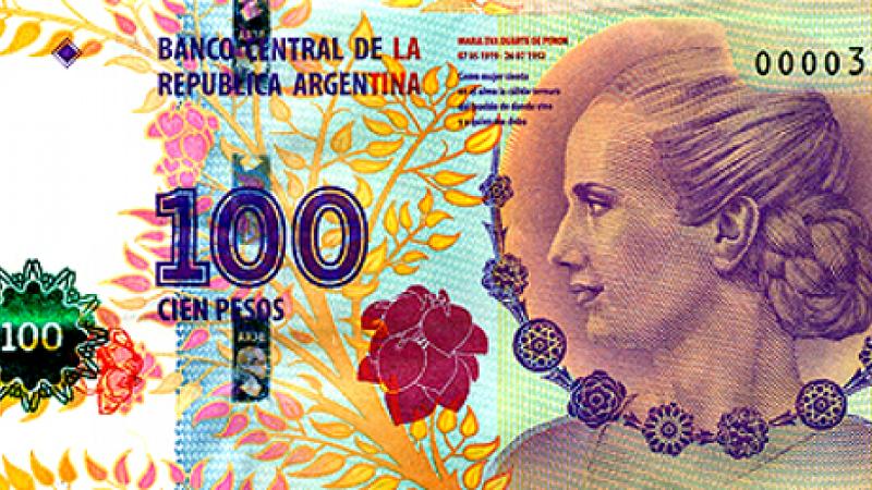 Como levar pesos argentinos para El Calafate