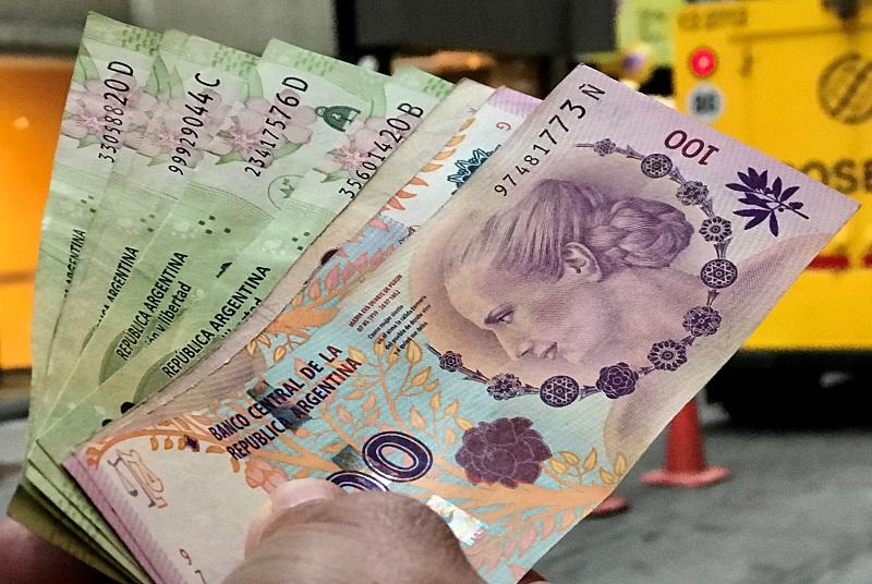 Como levar pesos argentinos para Salta