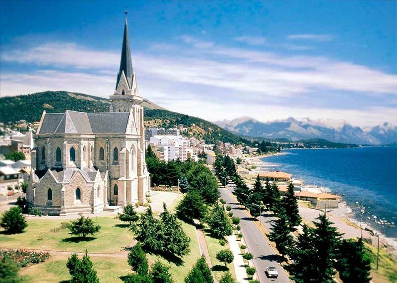 Catedral Nuestra Señora Nahuel Huapi em Bariloche