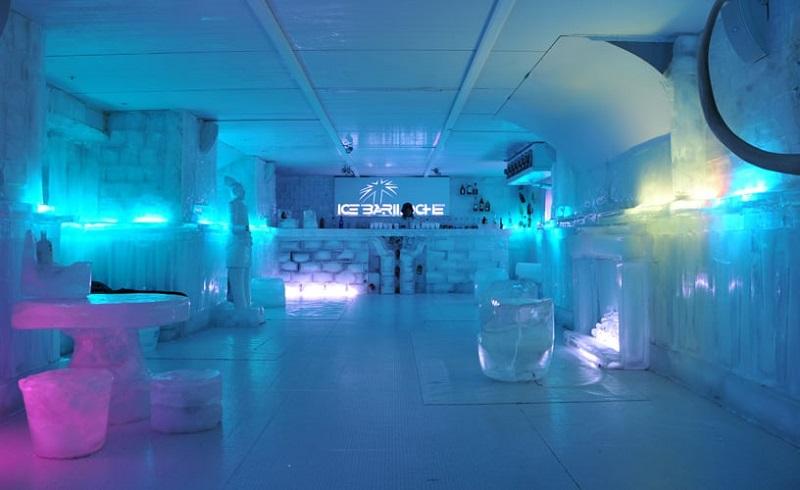 Ice Bar em Bariloche