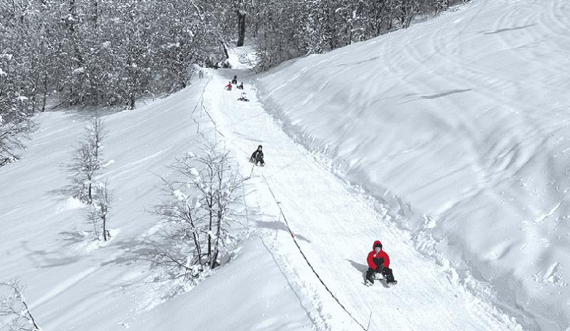 Piedras Blancas em Bariloche