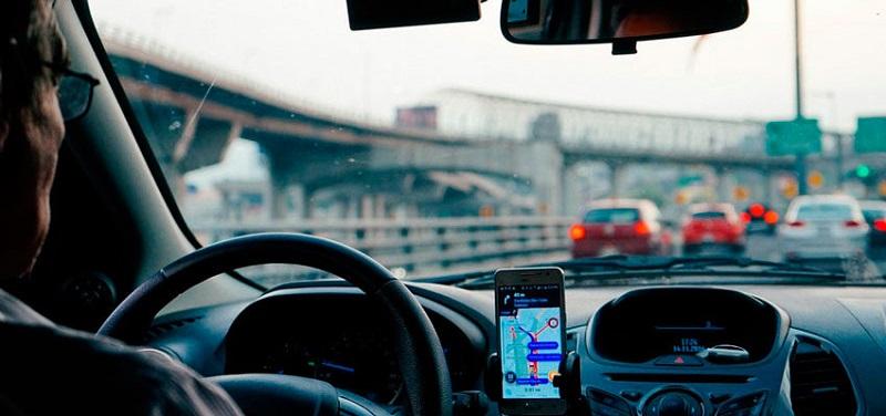 Uber em Buenos Aires na Argentina