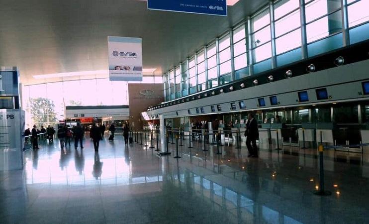 Transfer do aeroportode Córdoba até o centro turístico