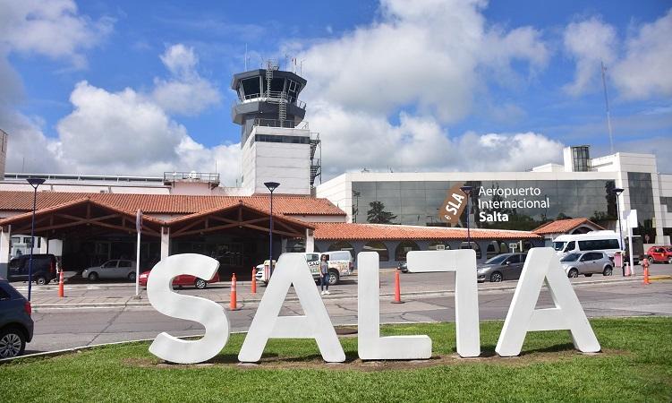 Transfer do aeroporto de Salta até o centro turístico