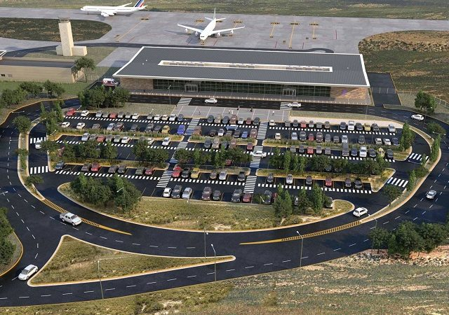 Transfer do aeroporto de La Rioja até o centro turístico