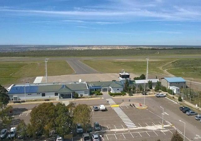 Transfer do aeroporto de Puerto Madrín até o centro turístico
