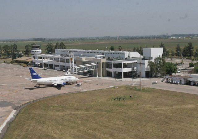 Transfer do aeroporto de San Miguel de Tucumán até o centro turístico
