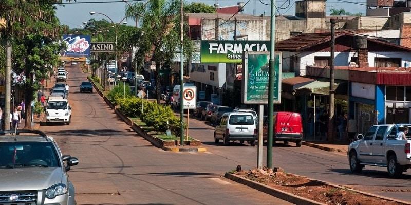 Cidade Puerto Iguazú - Argentina