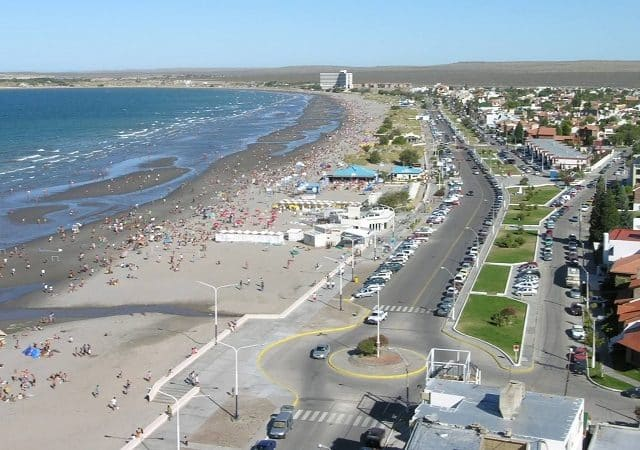 Como ir do aeroporto de Puerto Madryn até o centro turístico